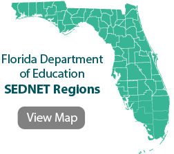 View Florida Department of Education SEDNET Regions
